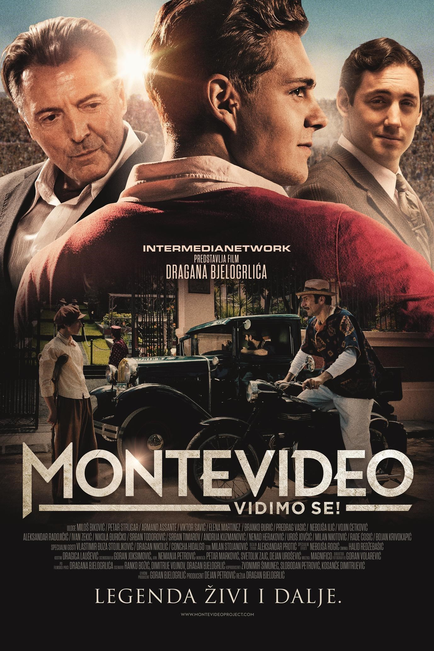 See You in Montevideo poster