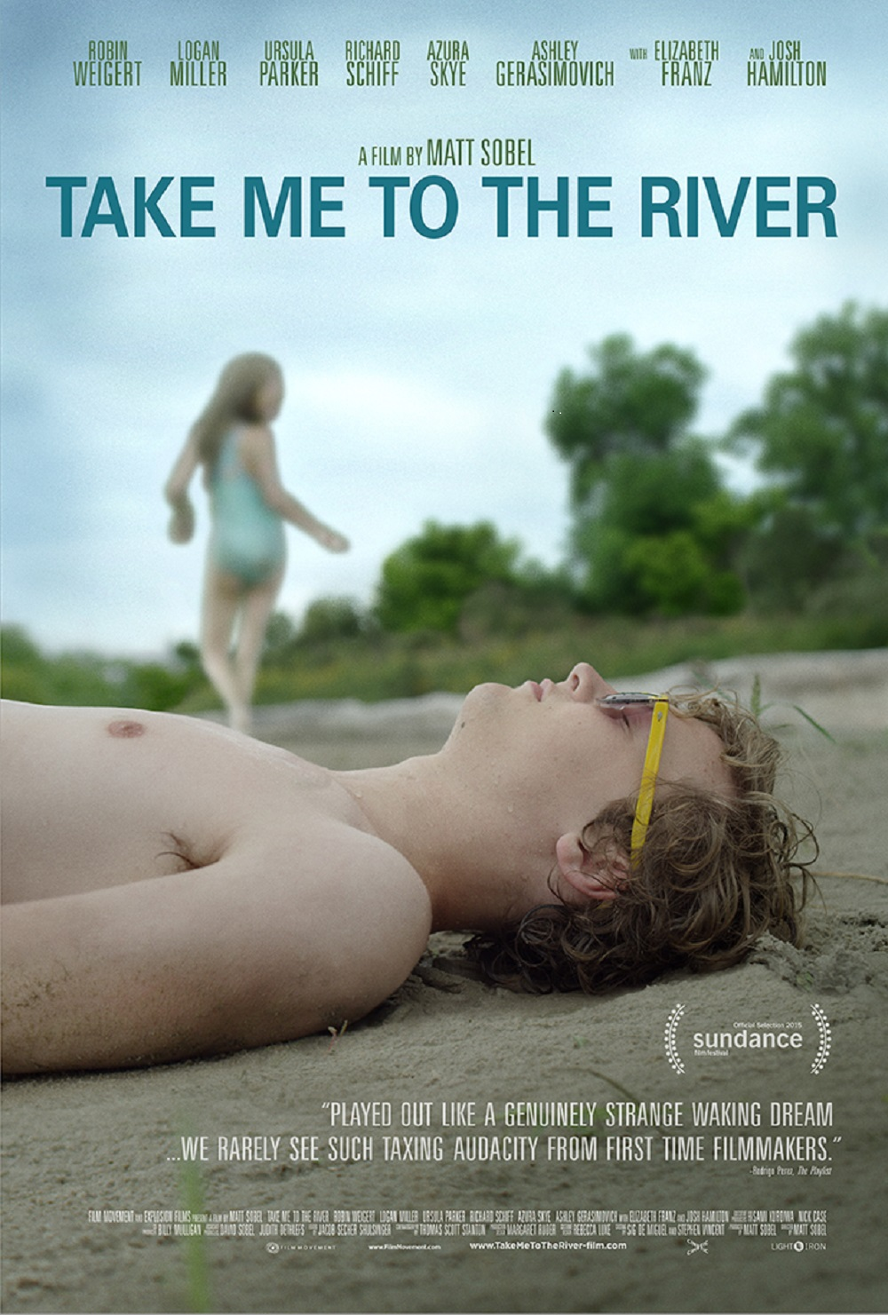 Take Me to the River poster