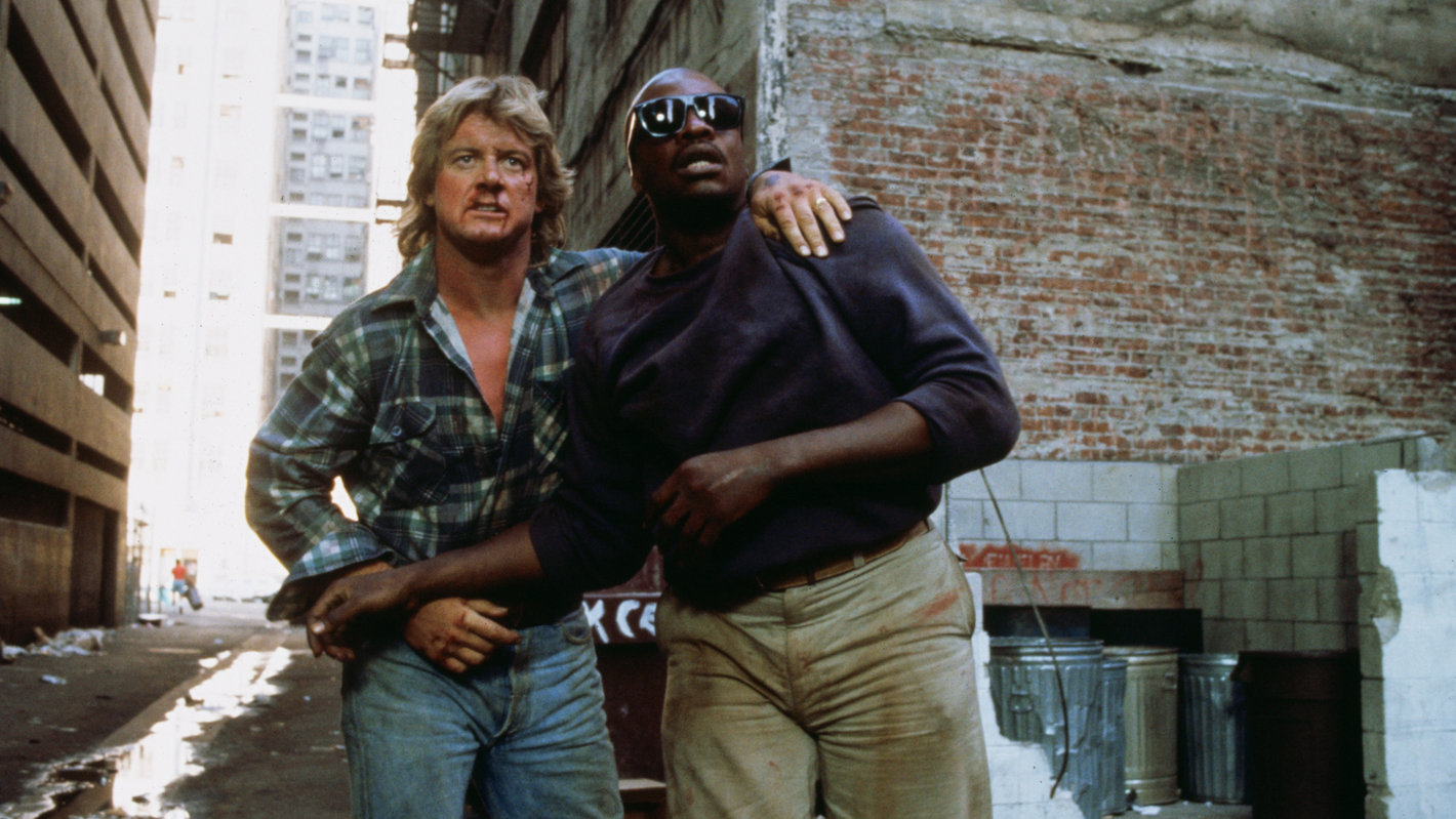 They Live Roddy and Keith