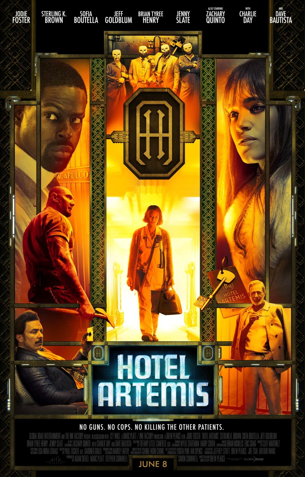 HotelArtemis_Poster
