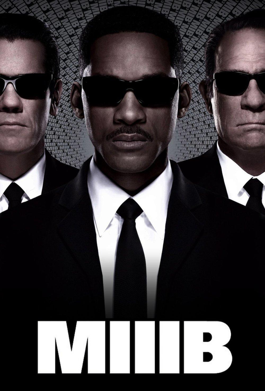 Men in Black III poster