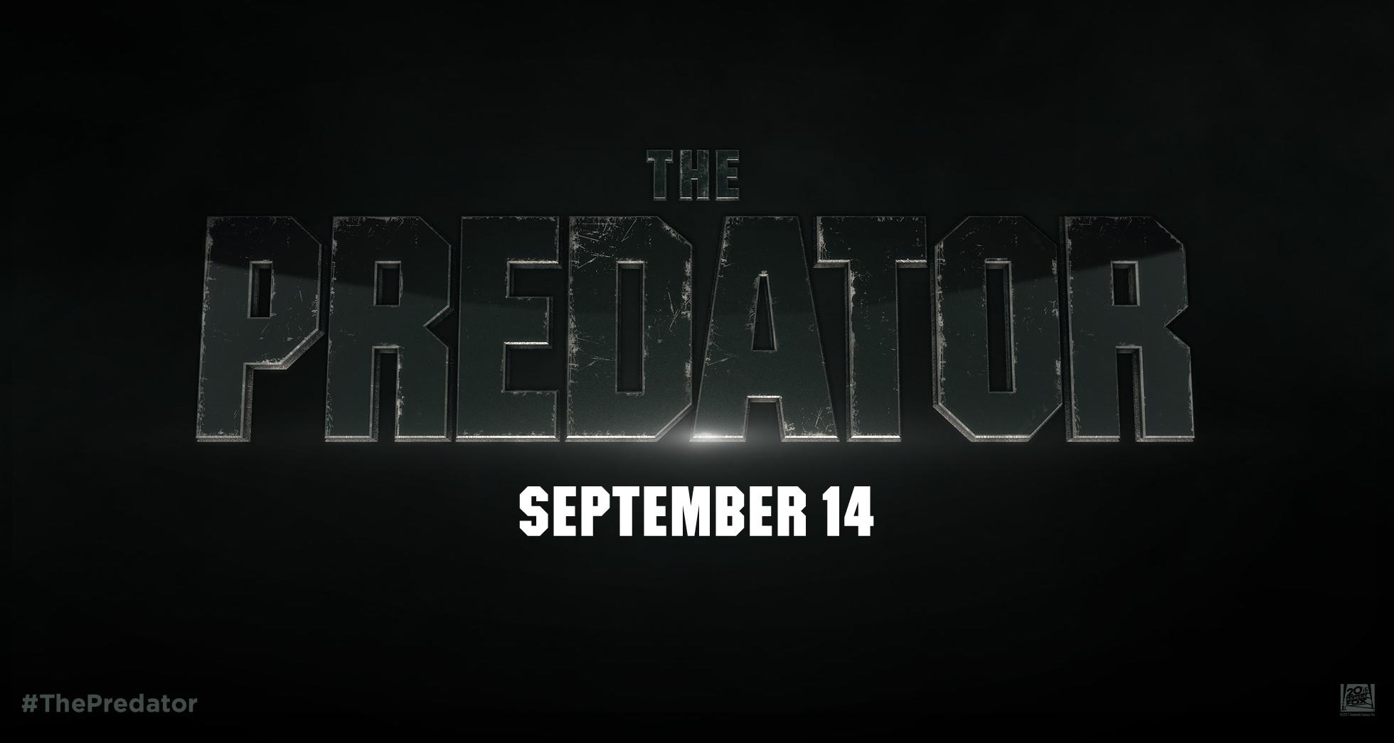 The Predator logo