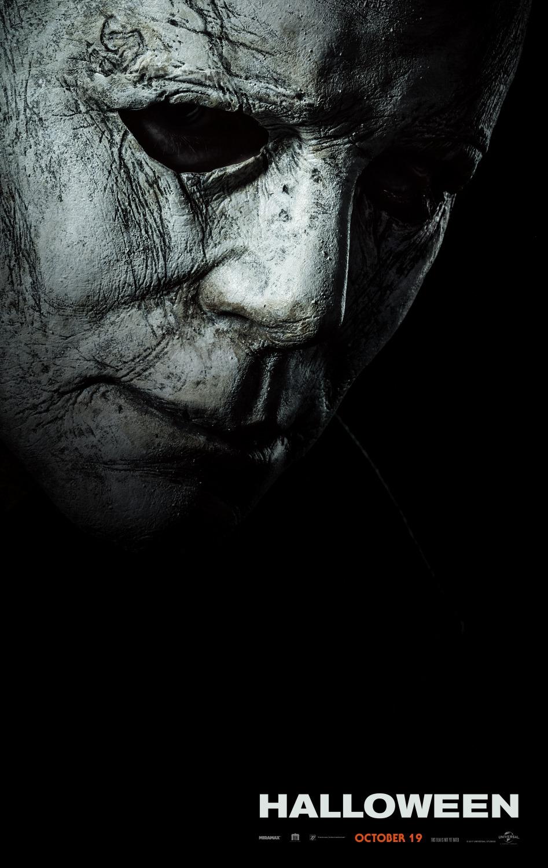 Halloween 2018 teaser poster