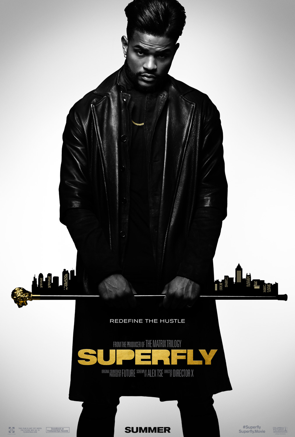Superfly 2018 poster