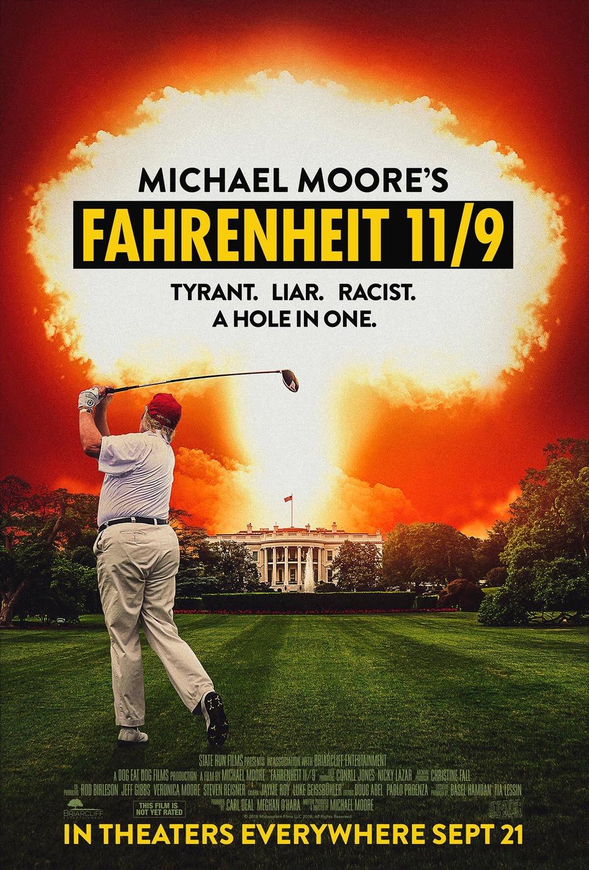 Fahrenheit 119 teaser poster