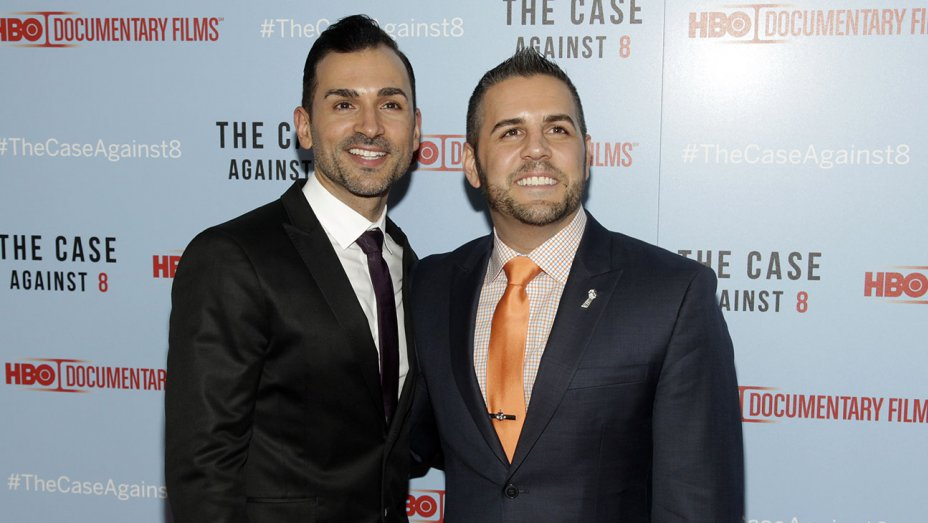The Case Against 8 Paul Katami and Jeff Zarrillo