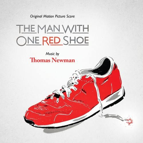 The Man With One Red Shoe soundtrack cover
