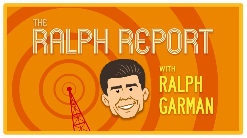 The Ralph Report Twitter logo