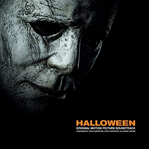 Halloween 2018 soundtrack cover