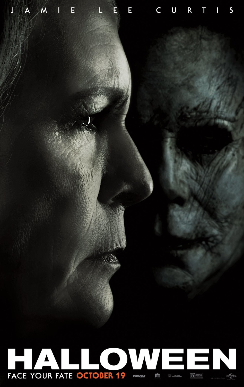 Halloween 2018 theatrical poster