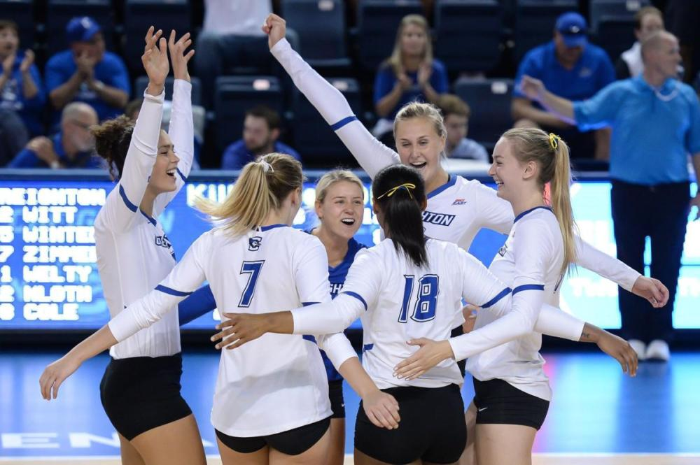 Creighton volleyball
