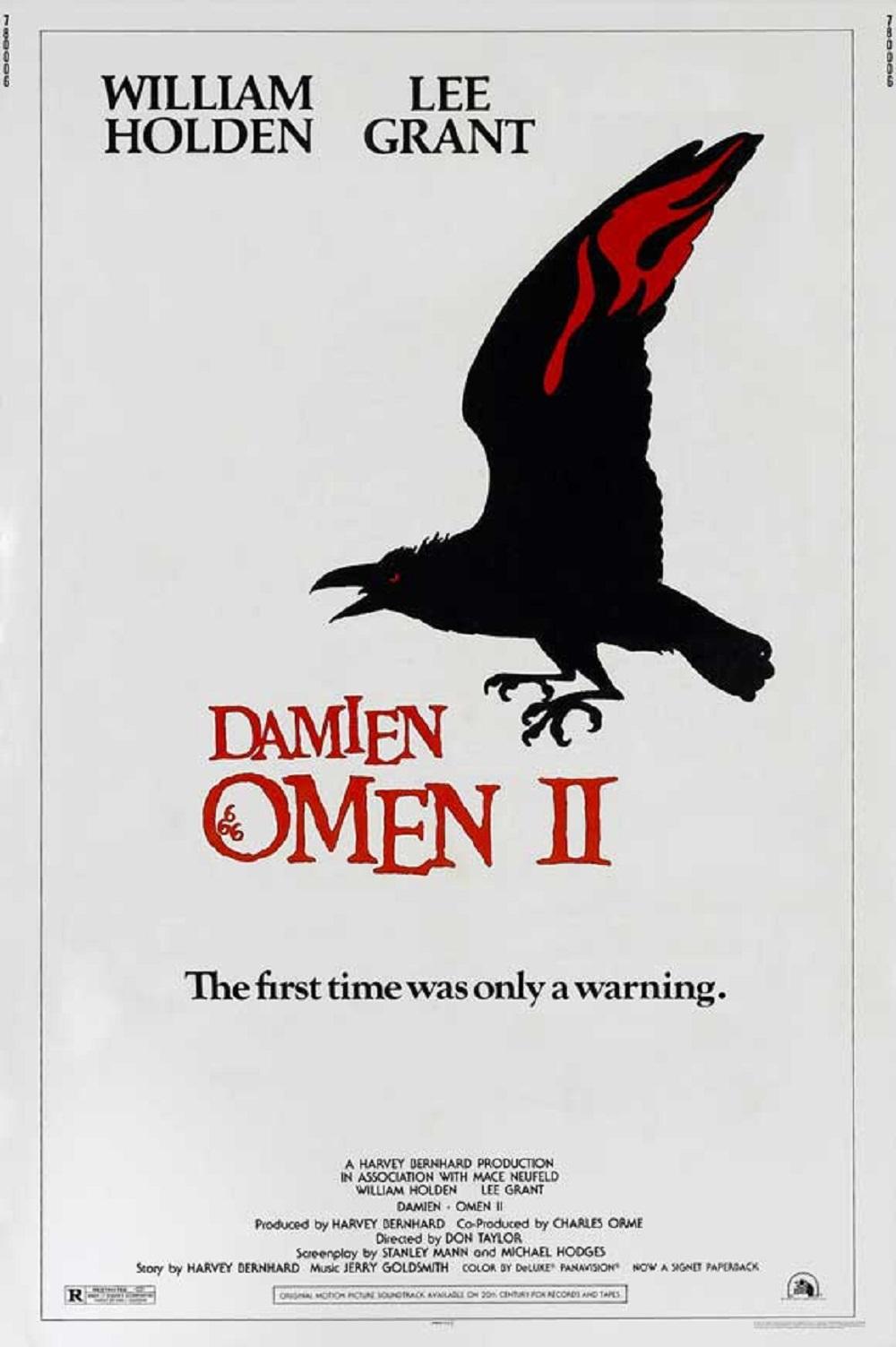Damien Omen II poster