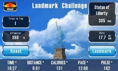 Landice Landmark Challenge