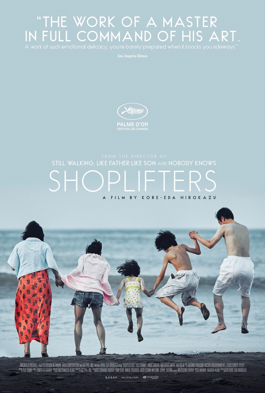 Shoplifters' is an Emotional Rollercoaster and One of the Best