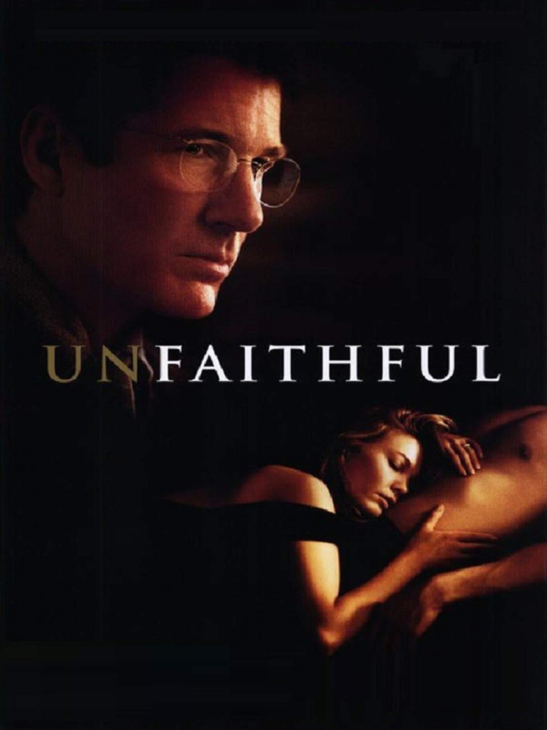 Unfaithful movie poster