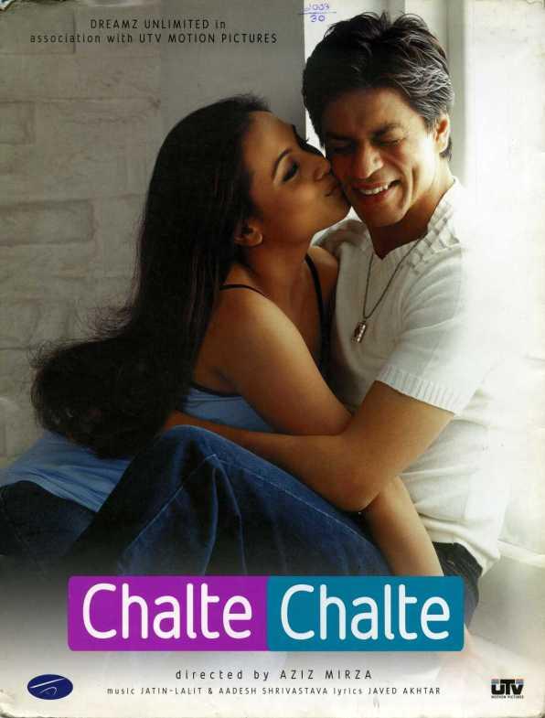 Chalte Chalte movie poster