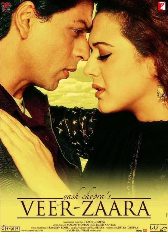 Veer Zaara movie poster