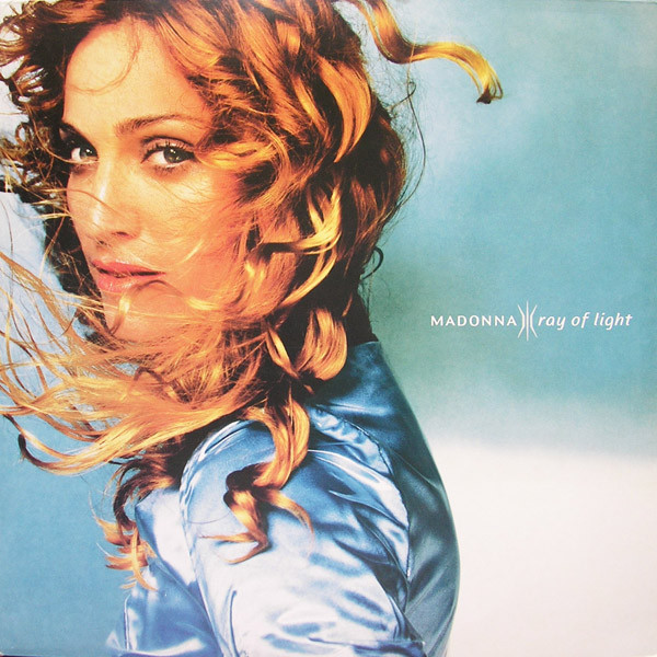 Madonna Ray of Light album cover