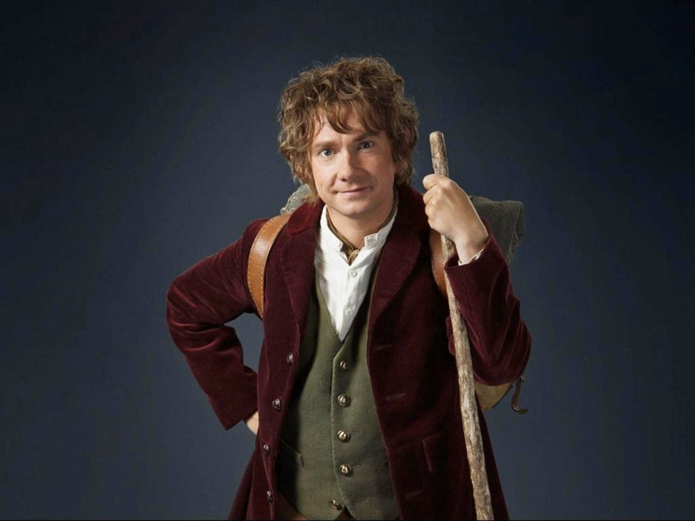 Martin Freeman The Hobbit photo