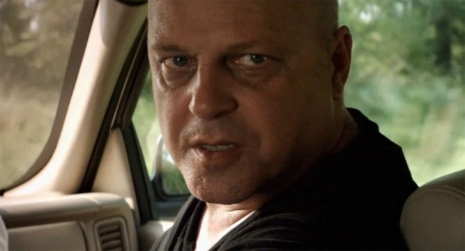 Michael Chiklis in Parker