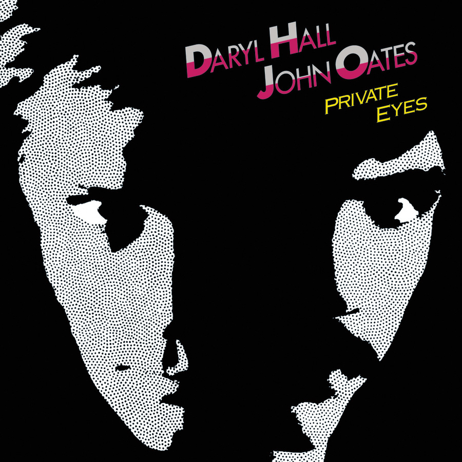 Private Eyes album cover