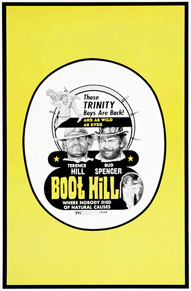 Boot Hill movie poster