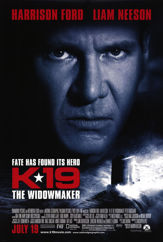 K19 The Widowmaker movie poster