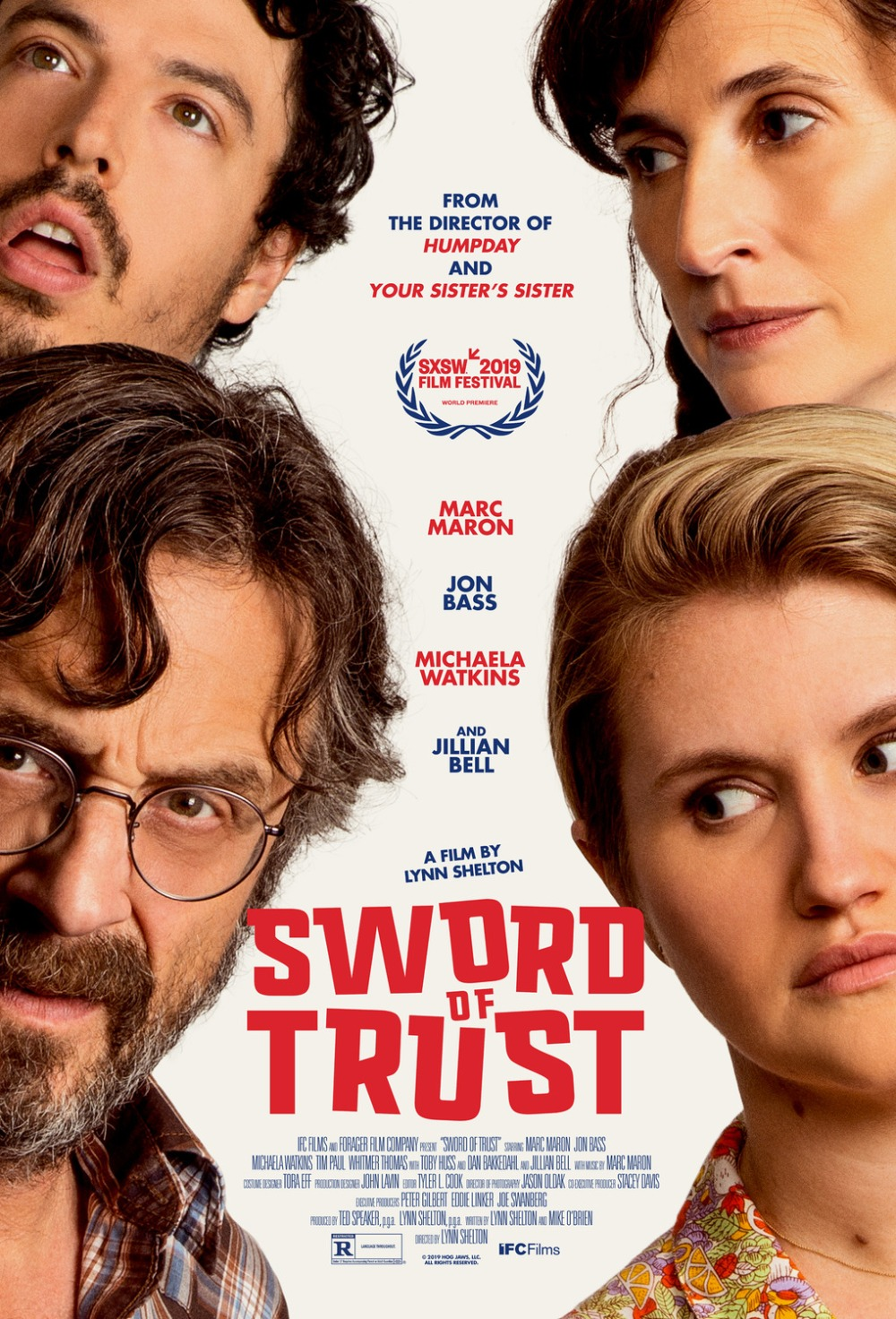 Sword of Trust movie poster