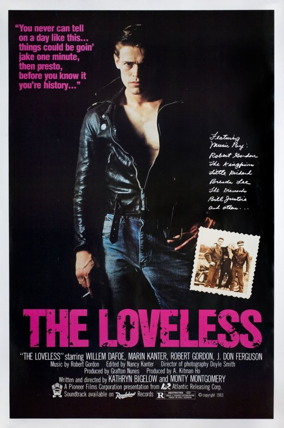 The Loveless movie poster