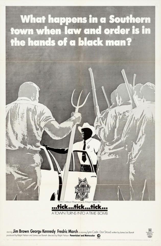 Tick Tick Tick movie poster