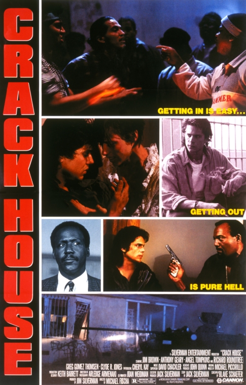Crack House movie poster