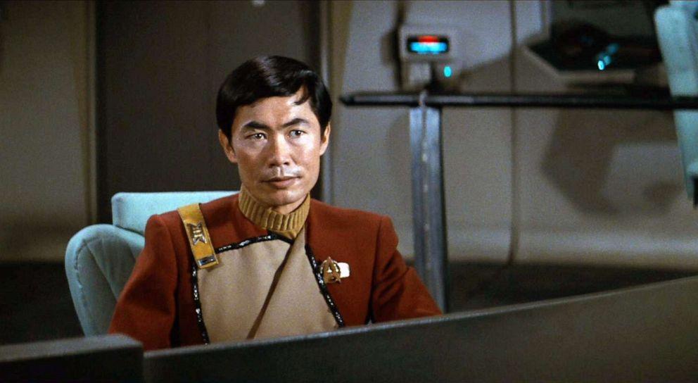 George Takei in Star Trek II