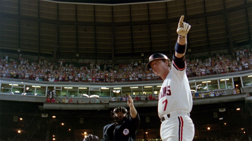 Major League Tom Berenger