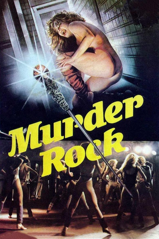 Murder Rock movie poster
