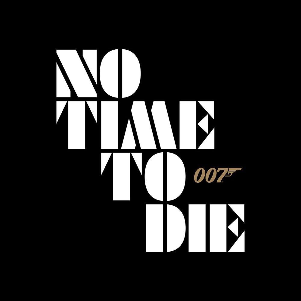 No Time To Die 007 logo