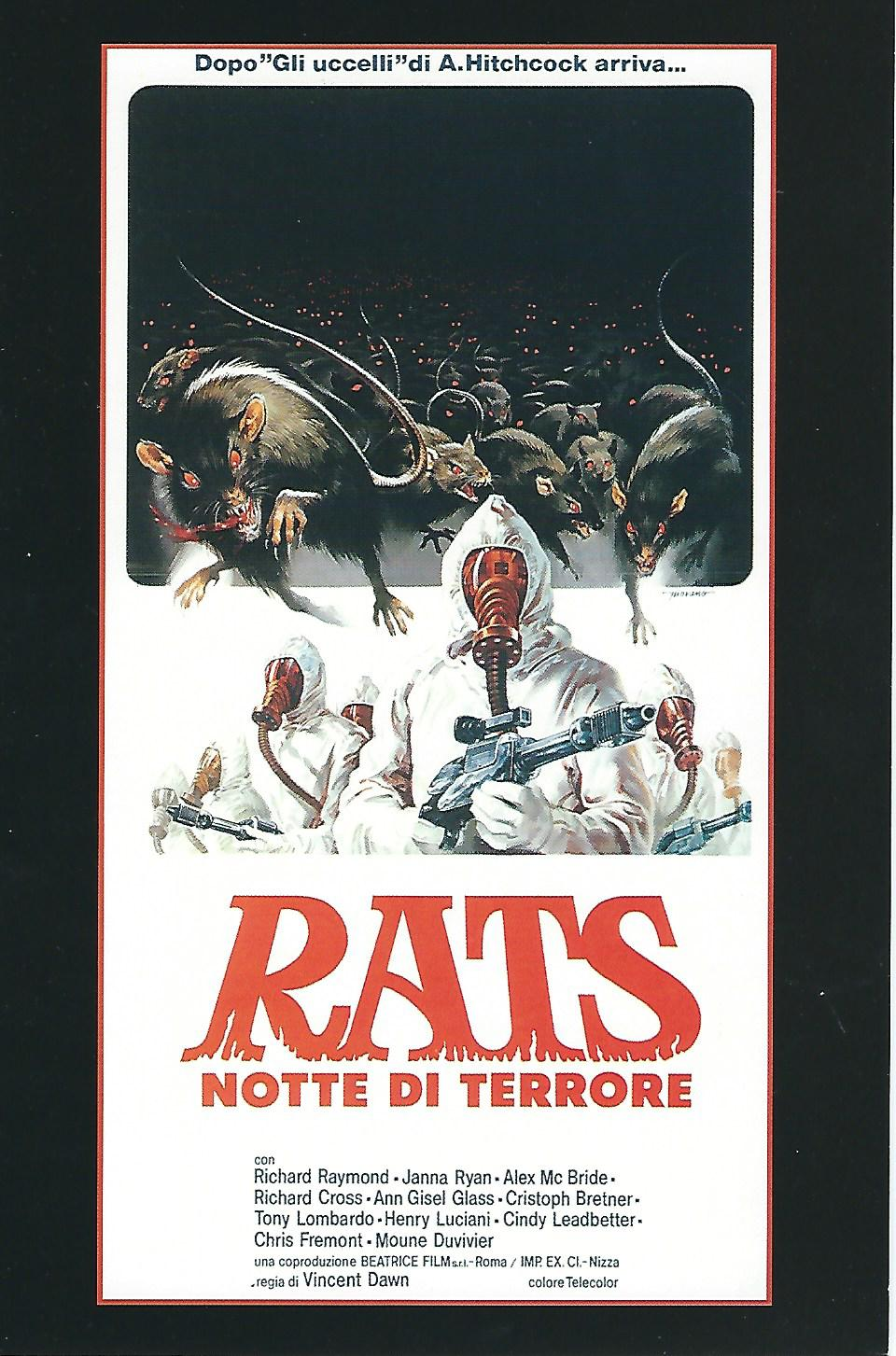 Rats Night of Terror poster
