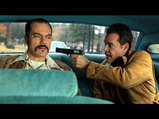 Ray Liotta in The Iceman