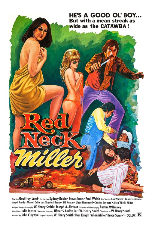 Redneck Miller movie poster