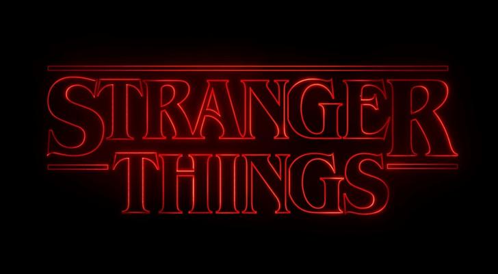 Stranger Things logo