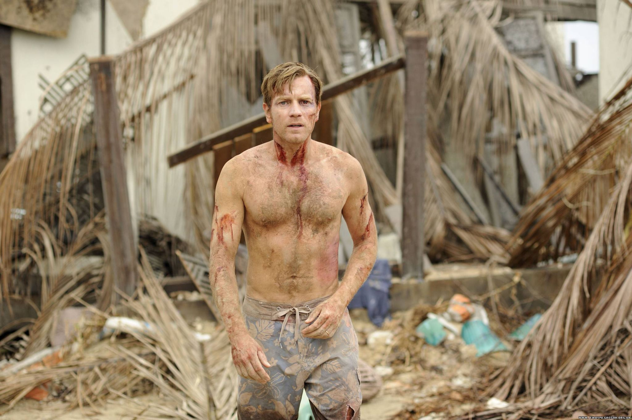 Ewan McGregor in The Impossible