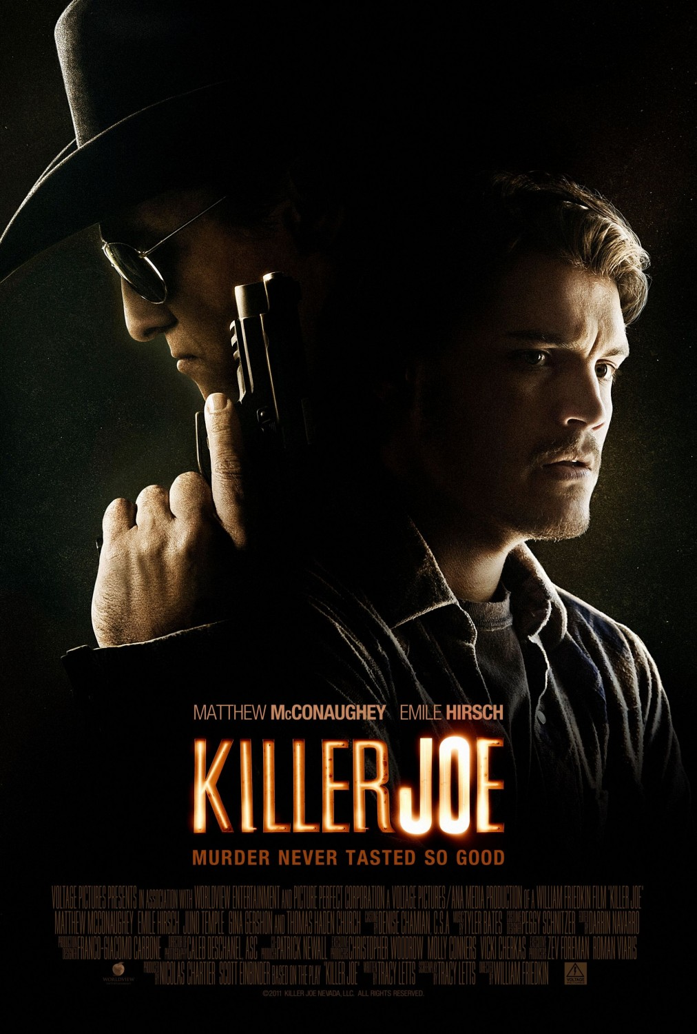 Killer Joe movie poster