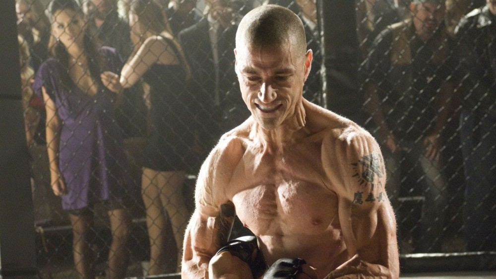 Matthew Fox in Alex Cross