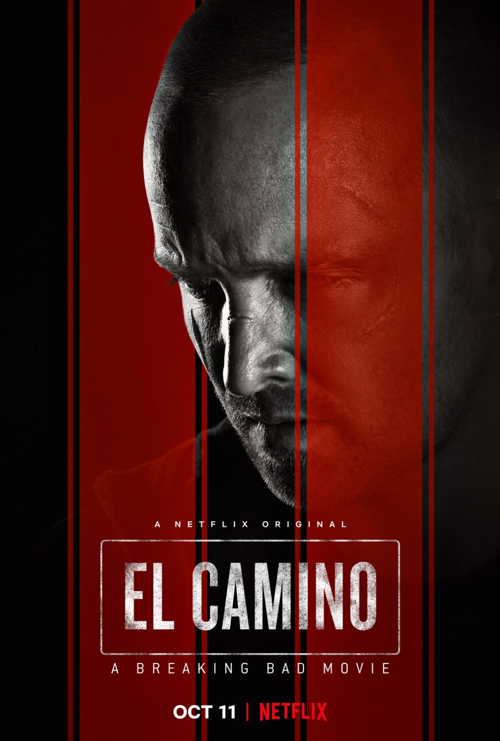 El Camino: A Breaking Bad Movie • Poster
