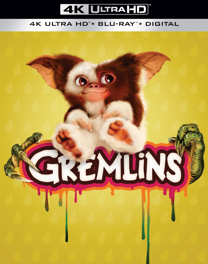 Gremlins 4K Ultra HD cover
