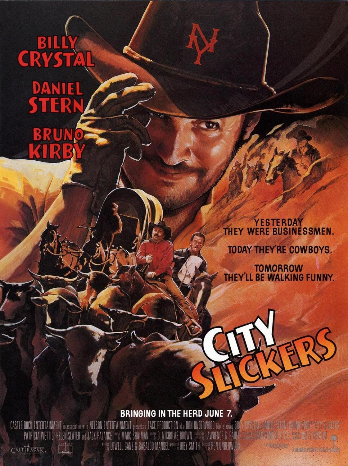 Billy Crystal Looks Back at the Making of City Slickers