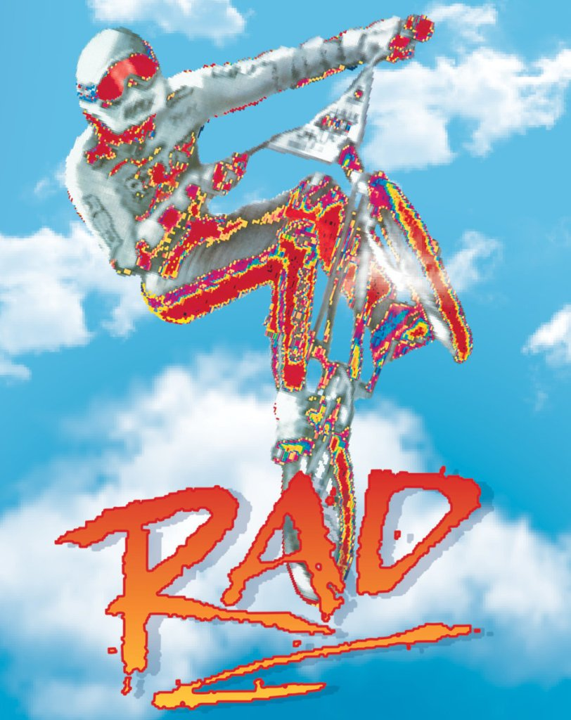 Out of Print Cult Classic RAD Finally Gets An Official Home Video Release